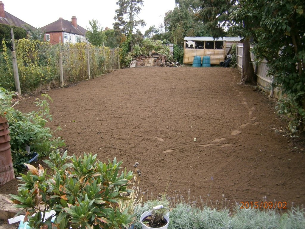 MK Landscaping & Property Services - Turfing & Lawn Care